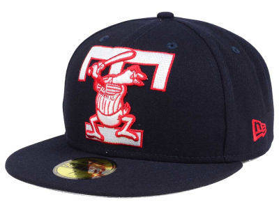Toledo Mud Hens New Era MiLB Logo Grand 59FIFTY Cap