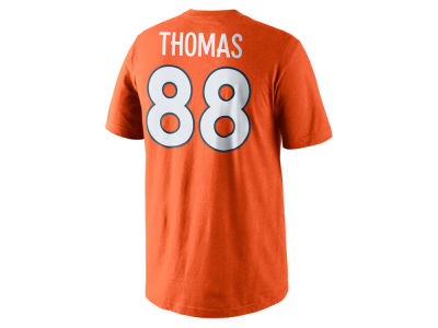 Denver Broncos Demaryius Thomas Nike NFL Youth Pride Name and Number T-Shirt