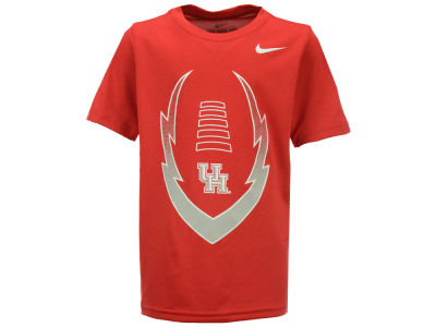 Houston Cougars Nike NCAA Youth Legend Football Icon T-Shirt