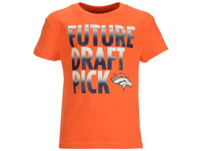 Denver Broncos NFL Kids Future Draft Pick T-Shirt