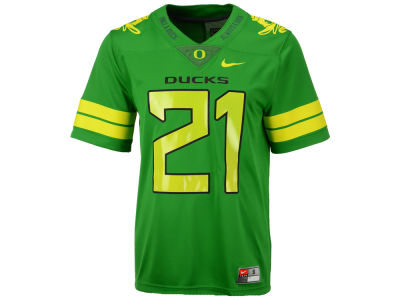 Oregon Ducks #98 Nike NCAA Men's Limited Football Jersey