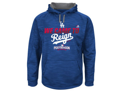 Los Angeles Dodgers Majestic MLB Youth Postseason Streak Hoodie