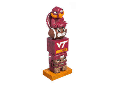 Virginia Tech Hokies Evergreen Enterprises Tiki Totem