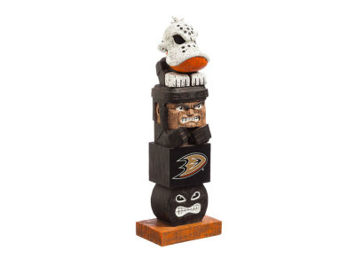 Anaheim Ducks Evergreen Enterprises Tiki Totem