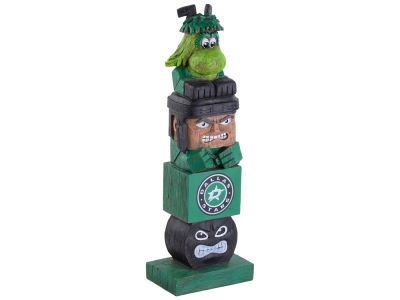 Dallas Stars Evergreen Enterprises Tiki Totem