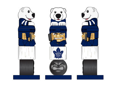 Toronto Maple Leafs Evergreen Enterprises Tiki Totem