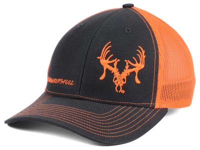 Oil Field Trophy Hunter Trucker Hat