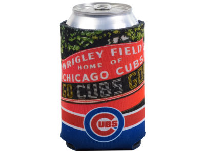 Chicago Cubs Stadium Can Coozie