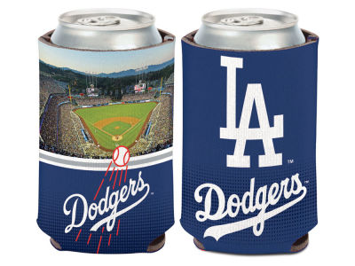 Los Angeles Dodgers Stadium Can Coozie