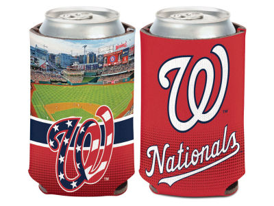 Washington Nationals Wincraft Stadium Can Coozie