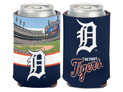 Detroit Tigers Stadium Can Coozie