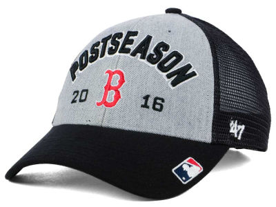 Boston Red Sox '47 MLB 2016 Post Season Locker Room Cap