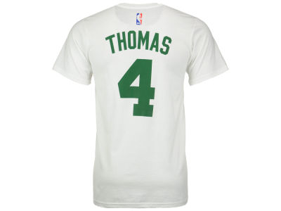 Boston Celtics Isaiah Thomas adidas NBA Men's Player T-Shirt