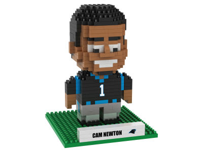 Carolina Panthers Cam Newton BRXLZ 3D Player Puzzle
