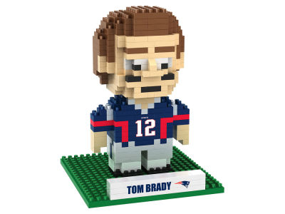 New England Patriots Tom Brady BRXLZ 3D Player Puzzle