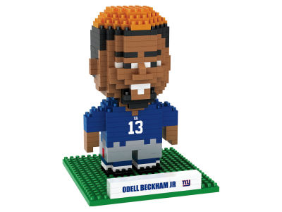 New York Giants Odell Beckham Jr. BRXLZ 3D Player Puzzle