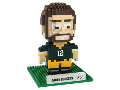 Green Bay Packers Aaron Rodgers BRXLZ 3D Player Puzzle