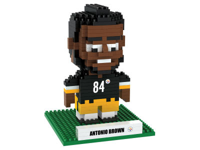 Pittsburgh Steelers Antonio Brown BRXLZ 3D Player Puzzle
