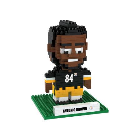 Pittsburgh Steelers Antonio Brown BRXLZ 3D Player Puzzle