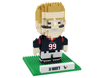 Houston Texans J. J. Watt BRXLZ 3D Player Puzzle
