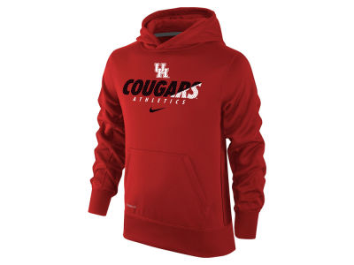 Houston Cougars Nike NCAA Youth Sideline KO Hoodie