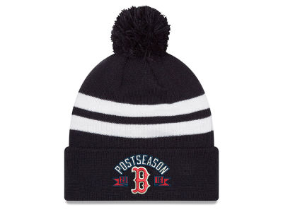 Boston Red Sox New Era MLB 2016 Post Season Knit Cap