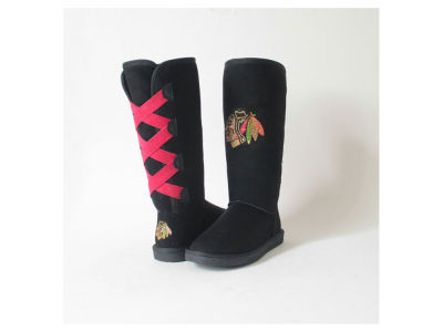 Chicago Blackhawks Victor Boots