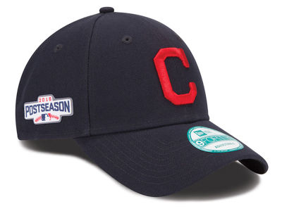 Cleveland Indians New Era MLB 2016 Post Season Patch 9FORTY Cap