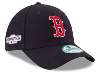 Boston Red Sox New Era MLB 2016 Post Season Patch 9FORTY Cap