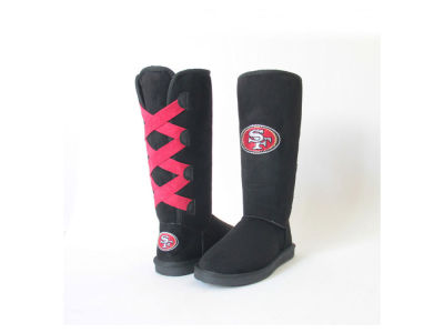 San Francisco 49ers Victor Boots