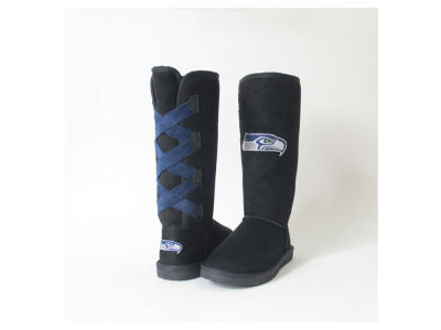Seattle Seahawks Victor Boots