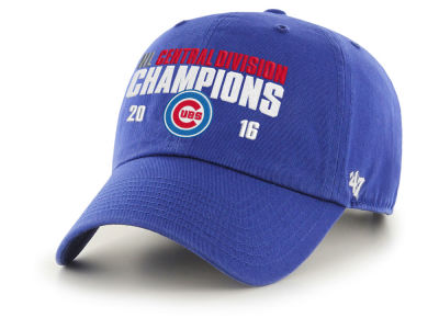 Chicago Cubs '47 MLB 2016 Division Champs '47 CLEAN UP Cap