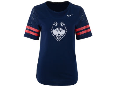 Connecticut Huskies Nike NCAA Women's Gear Up Modern Fan T-Shirt