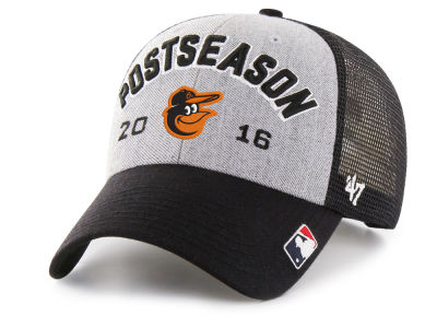 Baltimore Orioles '47 MLB 2016 Post Season Locker Room Cap