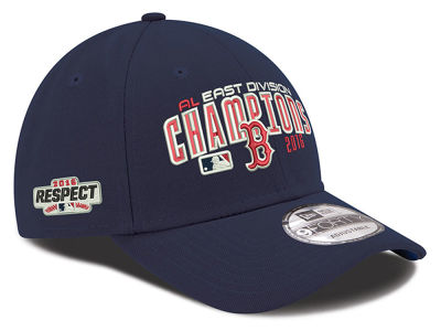 Boston Red Sox New Era MLB 2016 Respect Patch 9FORTY Cap