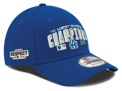 Los Angeles Dodgers New Era MLB 2016 Respect Patch 9FORTY Cap