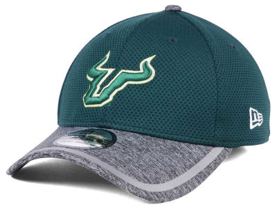 South Florida Bulls New Era NCAA Training 39THIRTY Cap