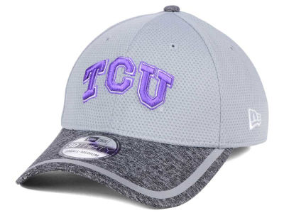 Texas Christian Horned Frogs New Era NCAA Training 39THIRTY Cap