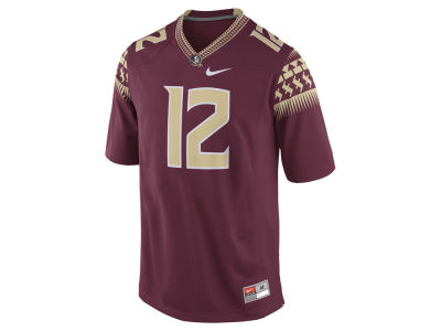 Florida State Seminoles #12 Nike NCAA Replica Football Game Jersey
