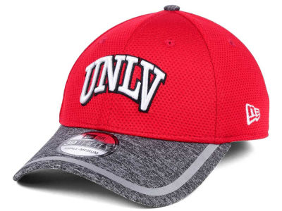 UNLV Runnin Rebels New Era NCAA Training 39THIRTY Cap