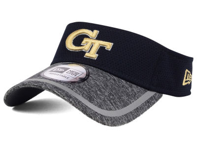 Georgia-Tech New Era NCAA Training Visor