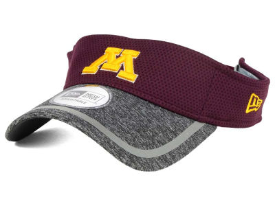 Minnesota Golden Gophers New Era NCAA Training Visor