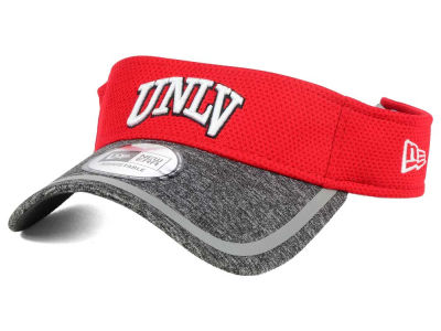 UNLV Runnin Rebels New Era NCAA Training Visor