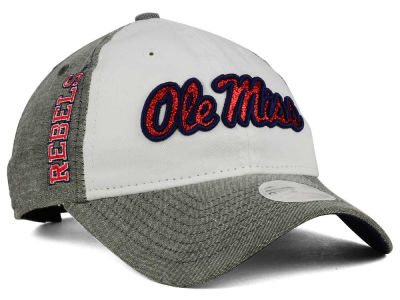 Ole Miss Rebels New Era NCAA Sparkle Shade 9TWENTY Cap