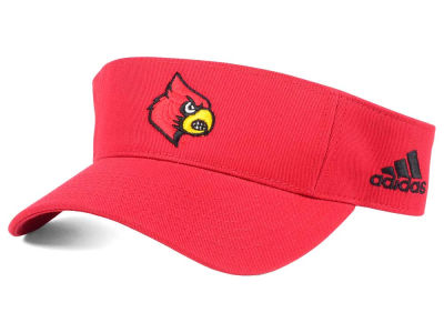 Louisville Cardinals adidas NCAA Basic TC Visor