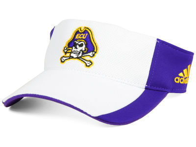 East Carolina Pirates adidas NCAA Train Me Visor