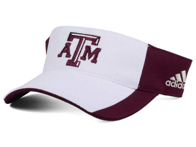 Texas A&M Aggies adidas NCAA Train Me Visor
