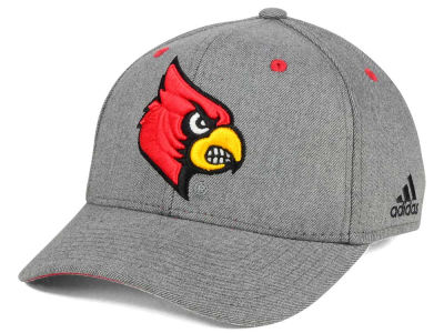 Louisville Cardinals adidas NCAA Rocky Adjustable Cap