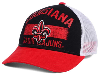 Louisiana Ragin' Cajuns adidas NCAA Sunshine Trucker Cap