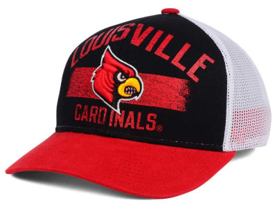 Louisville Cardinals adidas NCAA Sunshine Trucker Cap